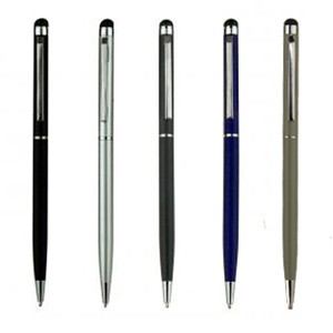 Slim Touch Screen Stylus with Pen